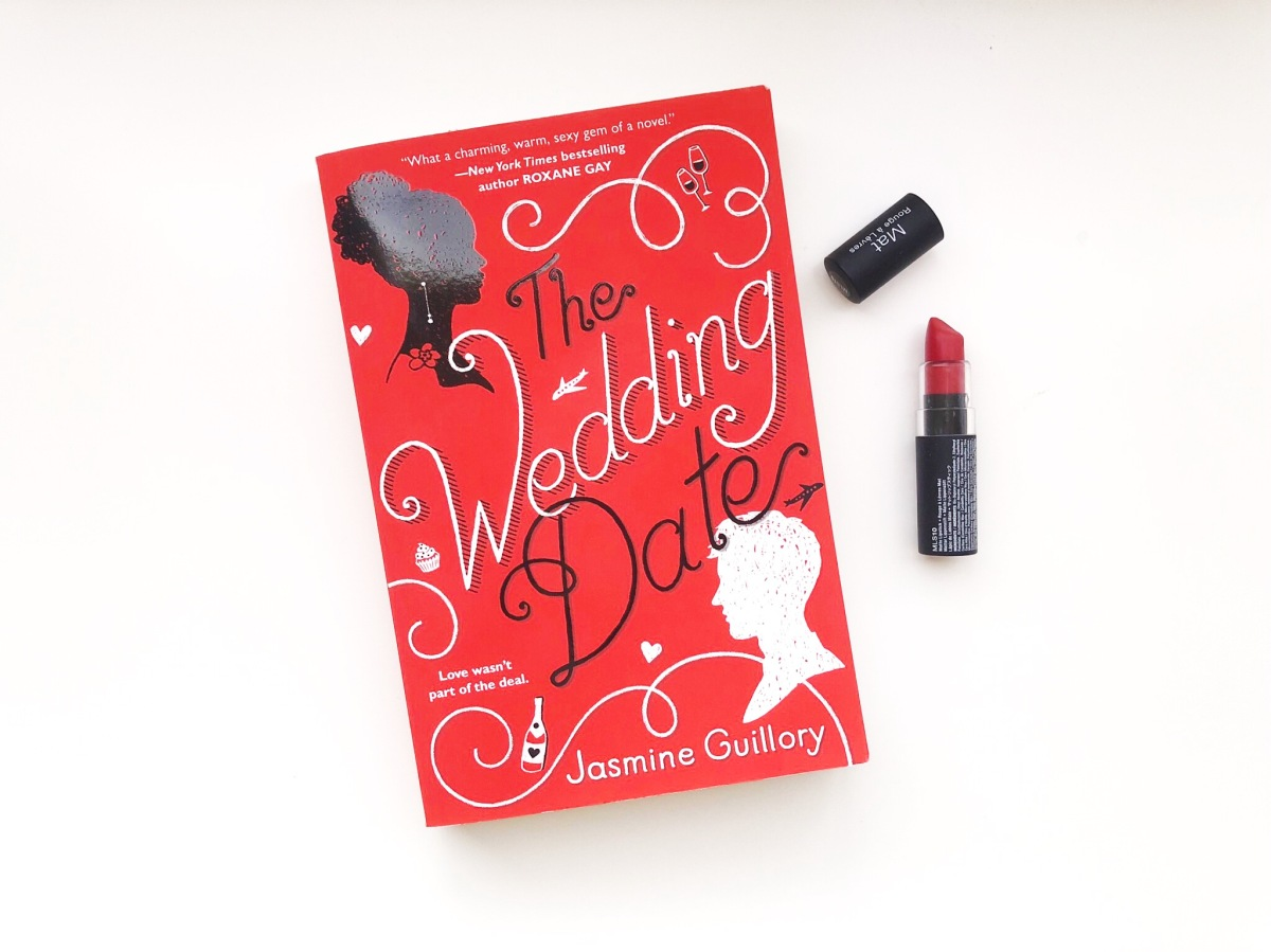 The Wedding Date By Jasmine Guillory  Babe Book Club-7450