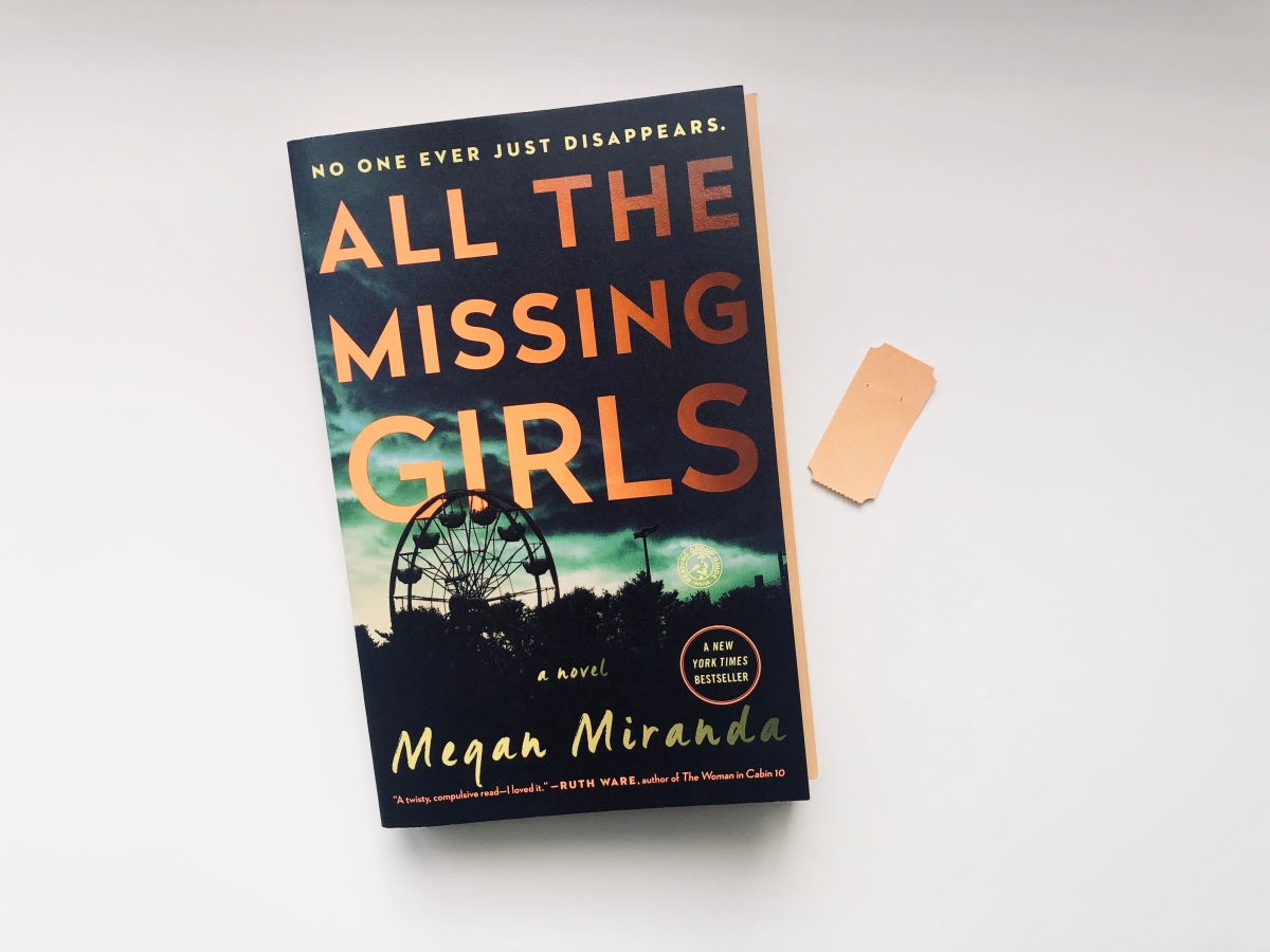 All The Missing Girls By Megan Miranda  Babe Book Club-2666